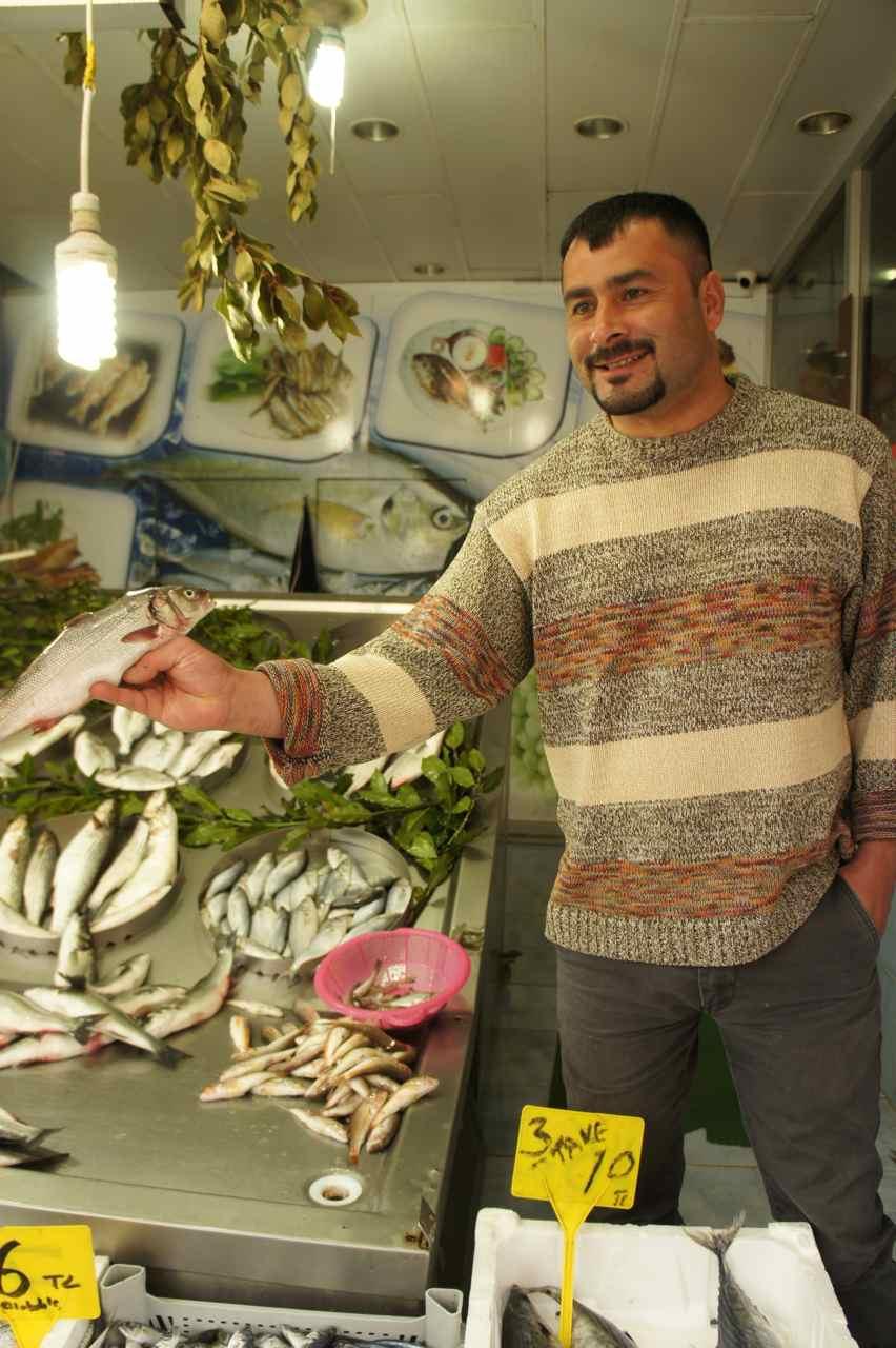 Fish anyone...?