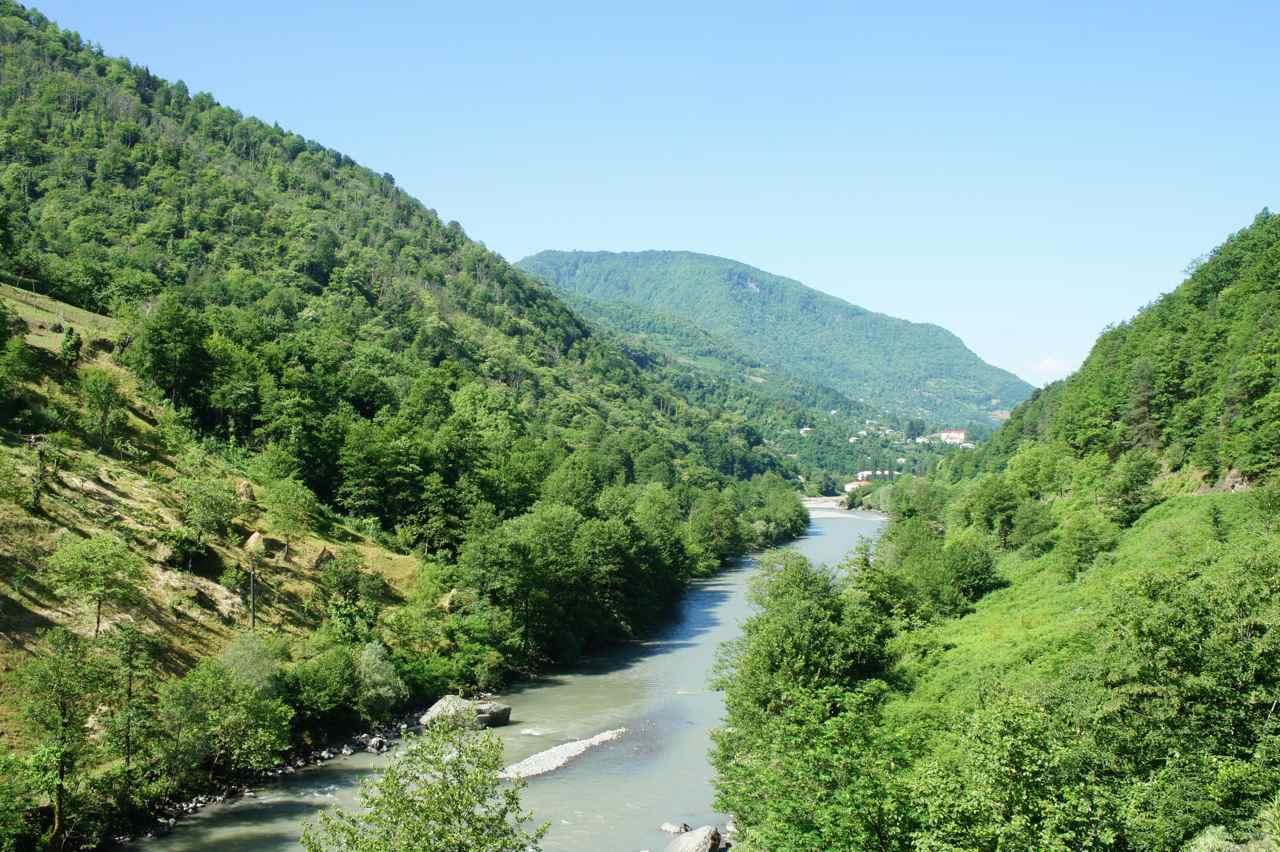 The wonderful valley