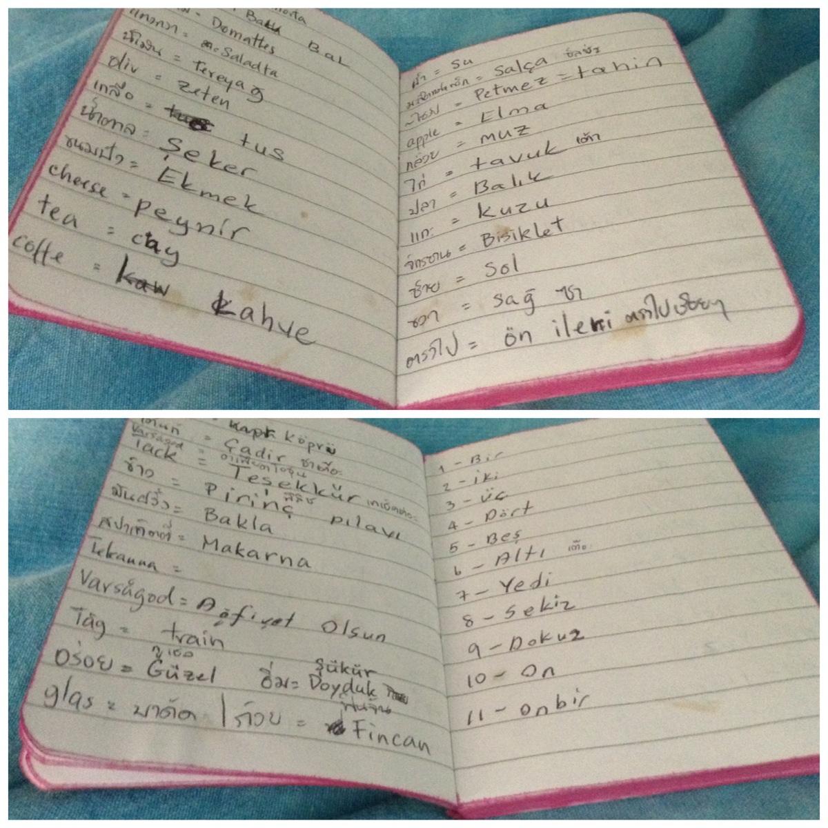 พจนานุกรมฉบับเฉพาะกิจ :)