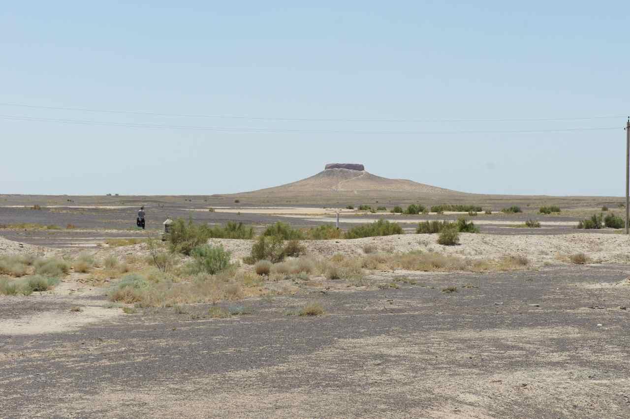 เป็นสถานที่โบราณสำคัญของเขา หนึ่งในอีกหลาย ๆ แห่งรอบบริเวณเมืองนูกุสและคีวา