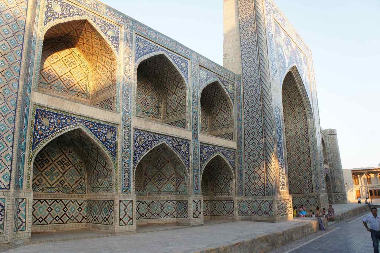 บุคารา Labi-Hauz