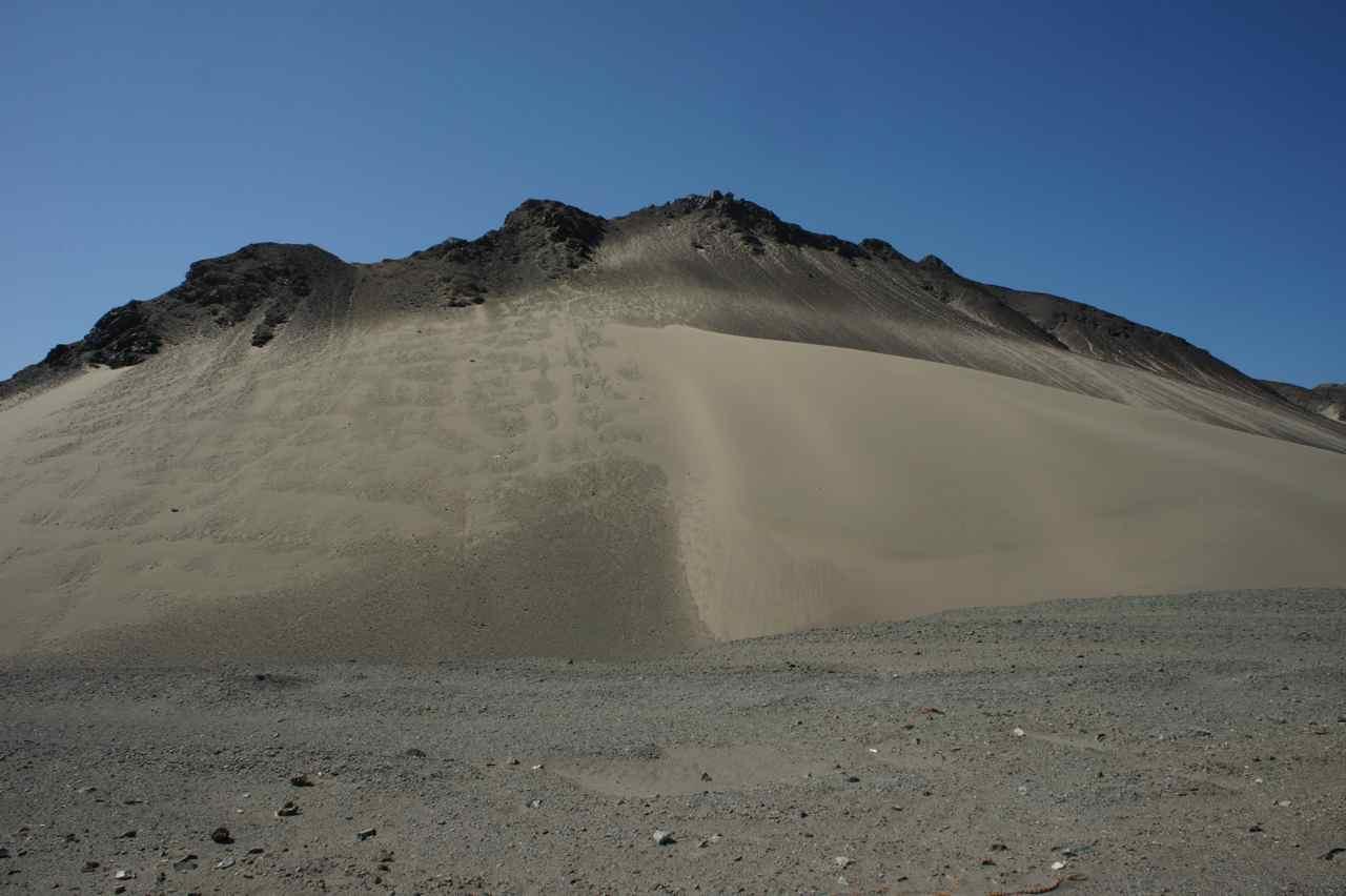 Sand.....