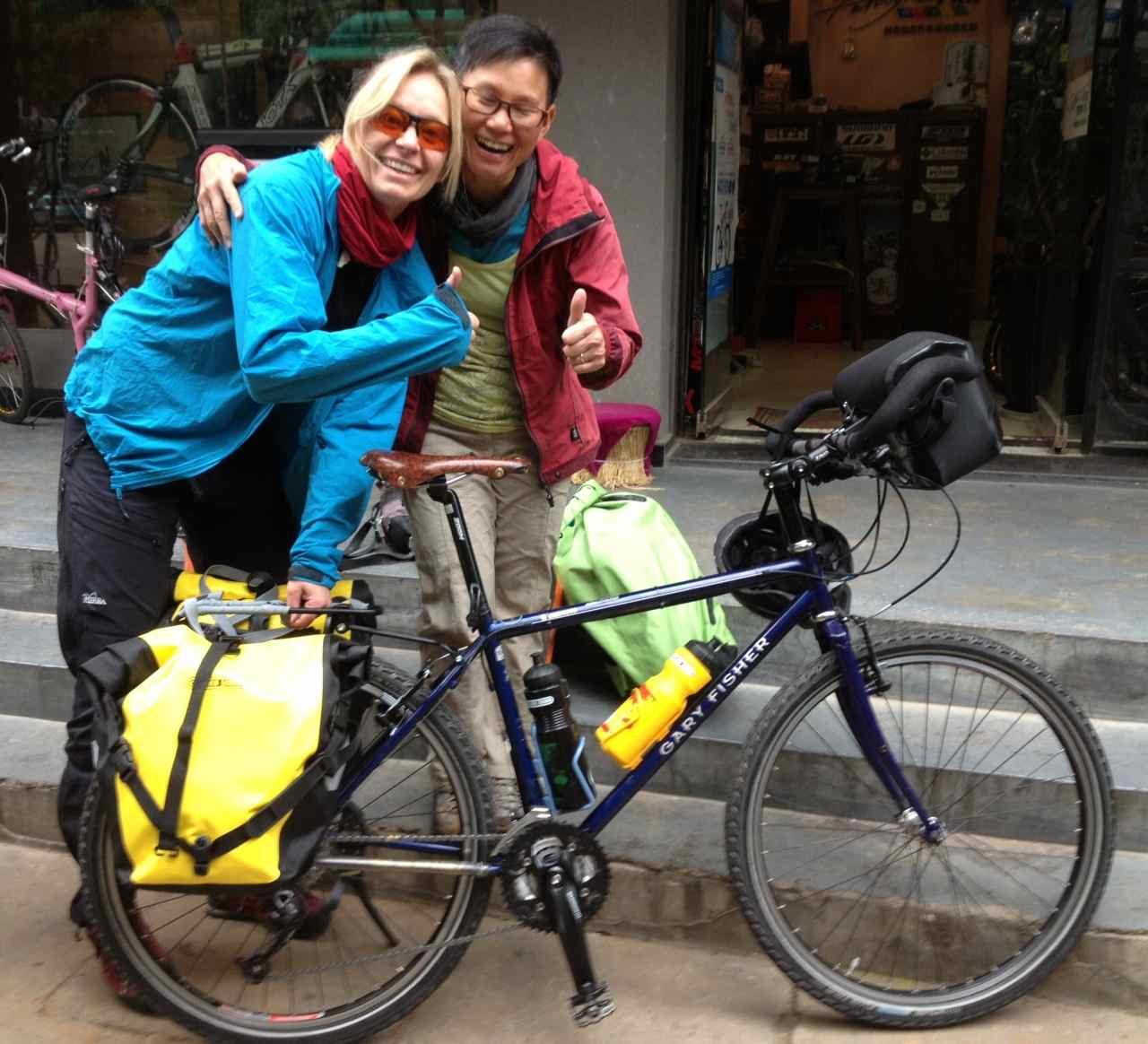 จักรยานพร้อม นักปั่นพร้อม (แต่ทำไมยังไม่ลืมตา) ออกเดินทางได้